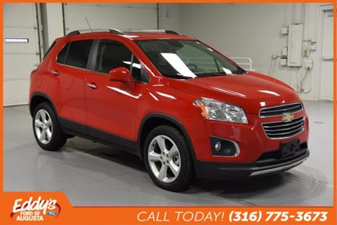 2015 Chevrolet Trax for sale in Augusta KS