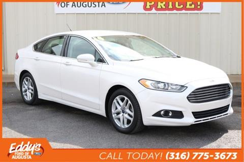 2014 Ford Fusion for sale in Augusta, KS
