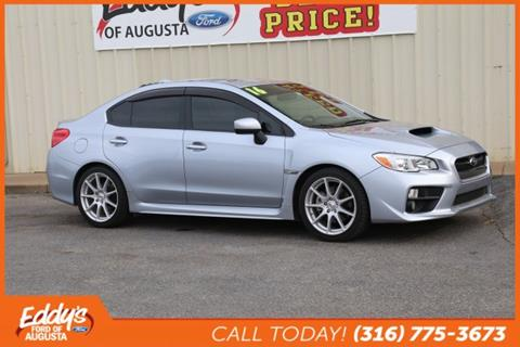 2016 Subaru WRX for sale in Augusta, KS