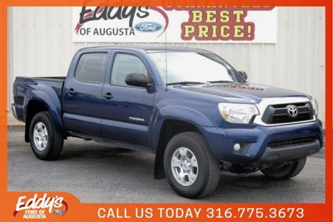2015 Toyota Tacoma for sale in Augusta KS