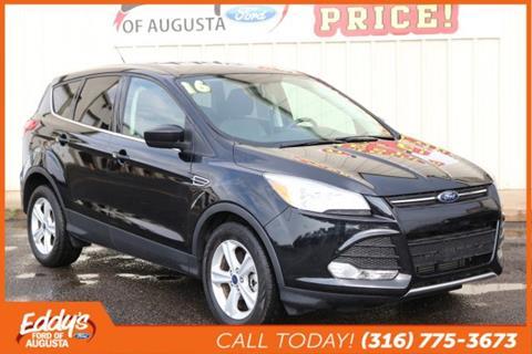 2016 Ford Escape for sale in Augusta KS