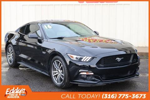2016 Ford Mustang for sale in Augusta KS