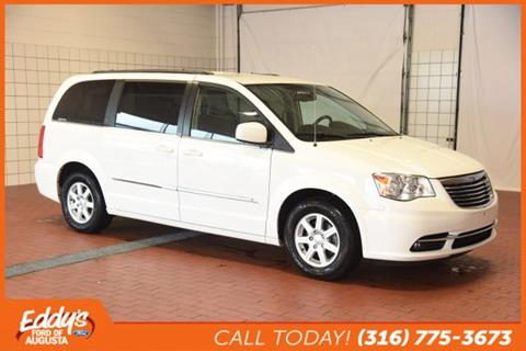 2012 Chrysler Town and Country for sale in Augusta KS