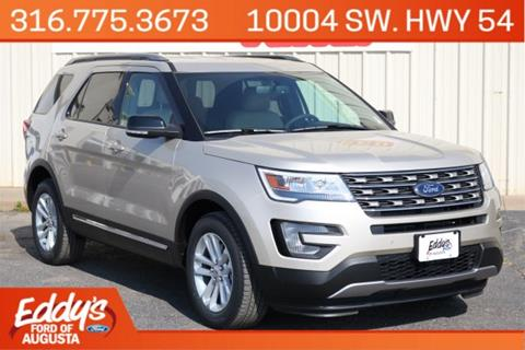 2017 Ford Explorer for sale in Augusta, KS