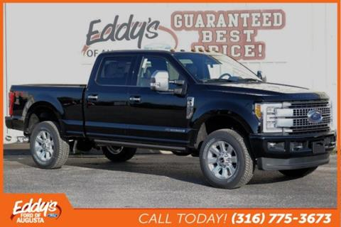 2017 Ford F-250 Super Duty for sale in Augusta KS