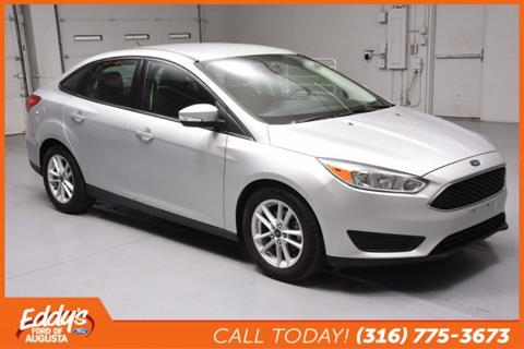 2015 Ford Focus for sale in Augusta, KS