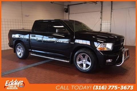 2012 RAM Ram Pickup 1500 for sale in Augusta, KS