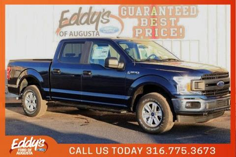 2018 Ford F-150 for sale in Augusta KS