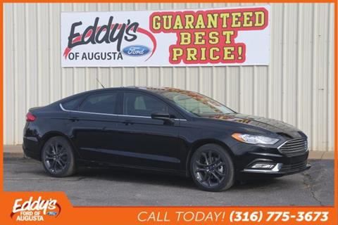 2018 Ford Fusion for sale in Augusta, KS