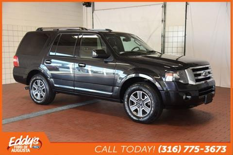 2013 Ford Expedition for sale in Augusta KS