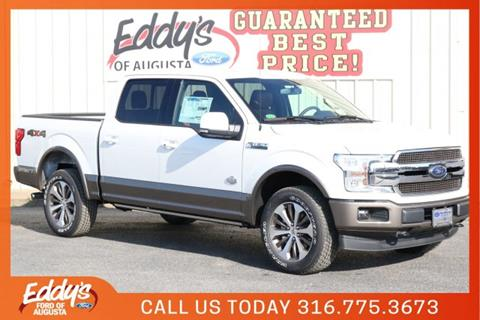 2018 Ford F-150 for sale in Augusta, KS