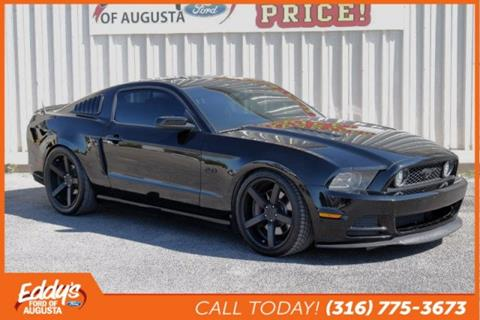 2013 Ford Mustang for sale in Augusta KS