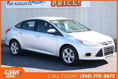 2014 Ford Focus for sale in Augusta KS