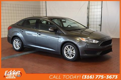 2016 Ford Focus for sale in Augusta, KS