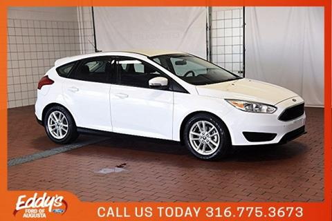 2016 Ford Focus for sale in Augusta KS
