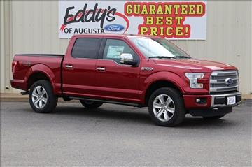 2016 Ford F-150 for sale in Augusta, KS