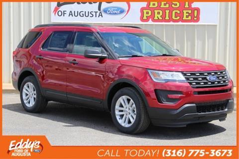2017 Ford Explorer for sale in Augusta KS