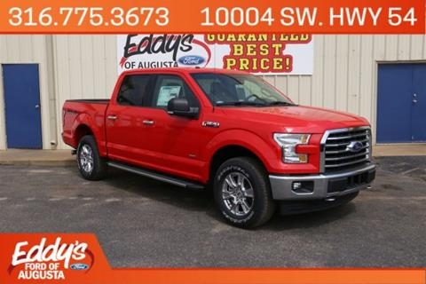 2017 Ford F-150 for sale in Augusta, KS