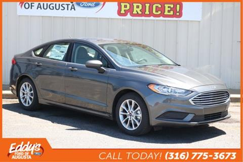 2017 Ford Fusion for sale in Augusta, KS