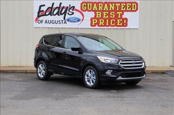 2017 Ford Escape for sale in Augusta, KS