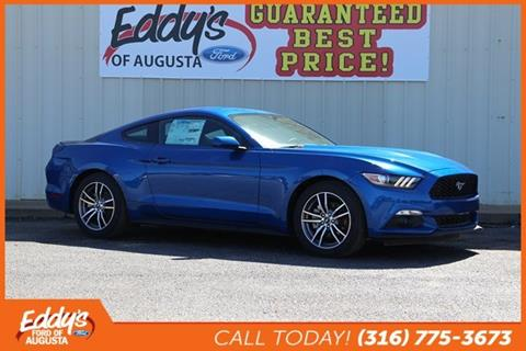 2017 Ford Mustang for sale in Augusta, KS