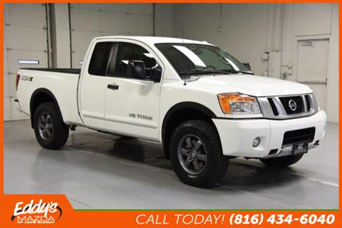 2015 Nissan Titan for sale in Lee's Summit, MO
