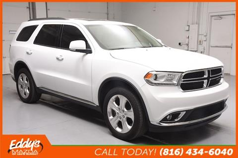 2015 Dodge Durango for sale in Lee's Summit, MO