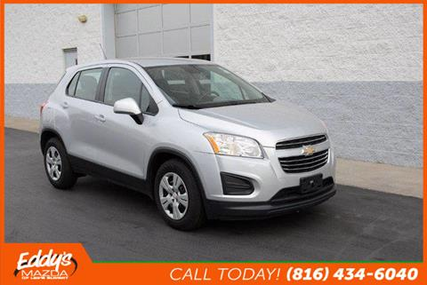 2016 Chevrolet Trax for sale in Lee's Summit, MO