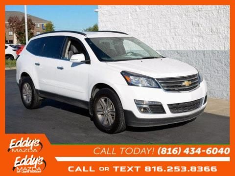 2017 Chevrolet Traverse for sale in Lee's Summit, MO
