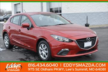 2016 Mazda MAZDA3 for sale in Lee's Summit, MO