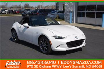 2017 Mazda MX-5 Miata for sale in Lee's Summit, MO