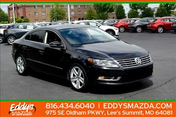 2013 Volkswagen CC for sale in Lee's Summit, MO