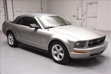 2008 Ford Mustang for sale in Wichita, KS
