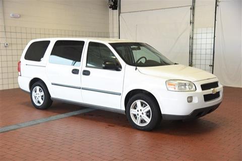 2005 Chevrolet Uplander for sale in Wichita, KS