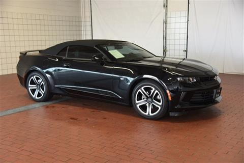 2016 Chevrolet Camaro for sale in Wichita, KS