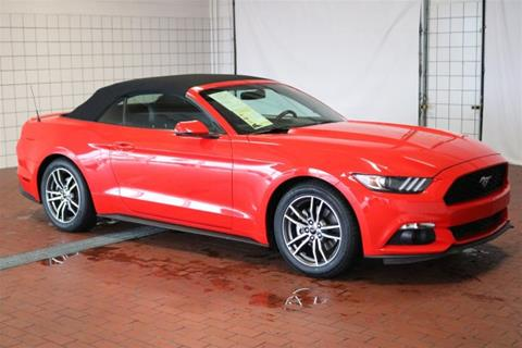 2017 Ford Mustang for sale in Wichita, KS