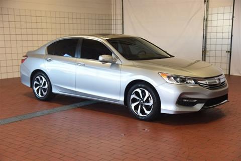 2017 Honda Accord for sale in Wichita, KS