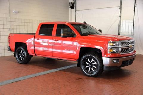 2015 Chevrolet Silverado 1500 for sale in Wichita, KS