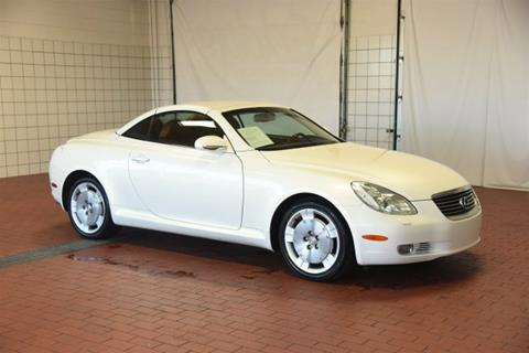 2003 Lexus SC 430 for sale in Wichita, KS