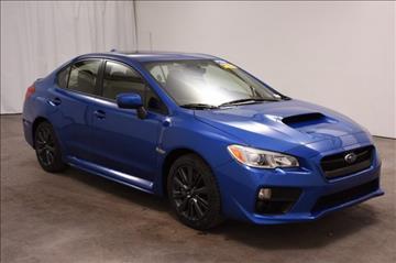2017 Subaru WRX for sale in Wichita, KS