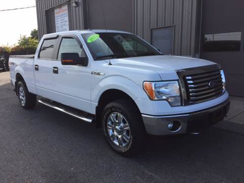 2012 Ford F-150 for sale in Peabody, MA
