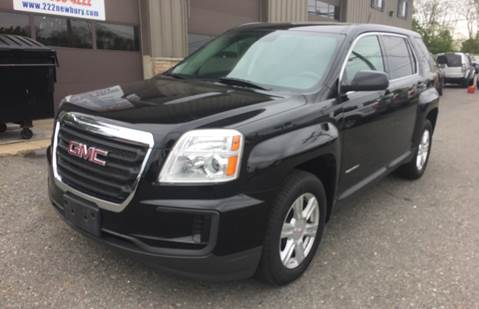 2016 GMC Terrain for sale in Peabody, MA