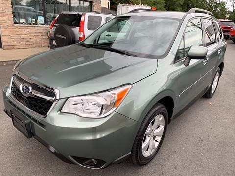 2016 Subaru Forester for sale in Peabody, MA