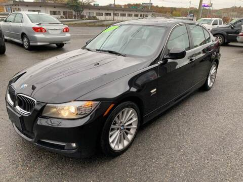 2011 BMW 3 Series for sale at 222 Newbury Motors in Peabody MA