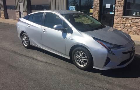 2016 Toyota Prius for sale at 222 Newbury Motors in Peabody MA