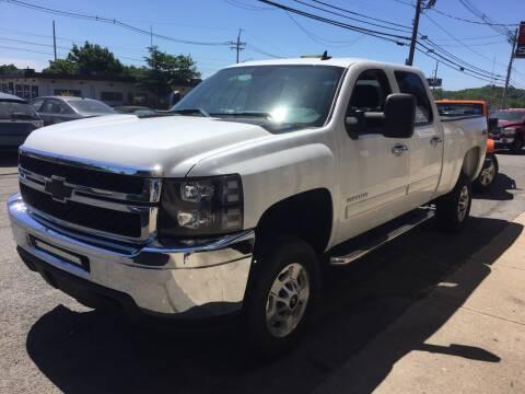 2014 Chevrolet Silverado 2500HD for sale at 222 Newbury Motors in Peabody MA