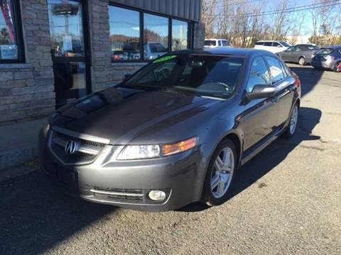 2008 Acura TL for sale in Peabody, MA