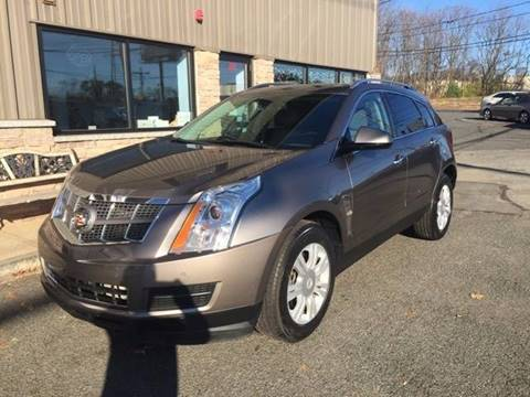 2012 Cadillac SRX for sale in Peabody, MA