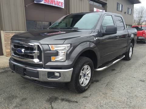 2015 Ford F-150 for sale in Peabody, MA