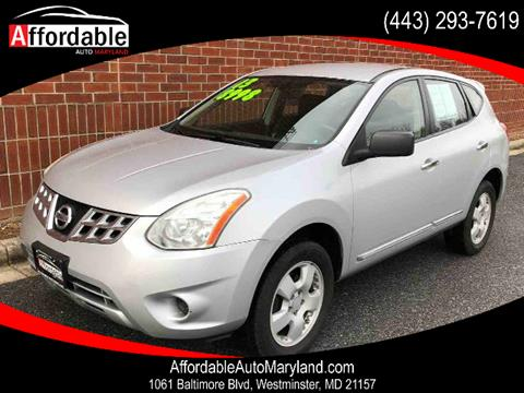 2013 Nissan Rogue for sale in Westminster, MD